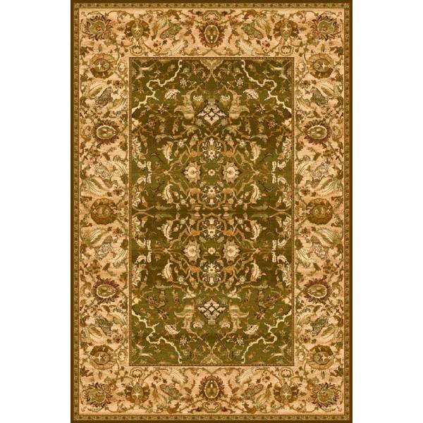 Hetman gyapjú szőnyegek zöld - 1