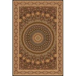 Liwia gyapjú szőnyegek fekete - 1