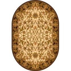 Starosta ovális gyapjú szőnyegek - 1