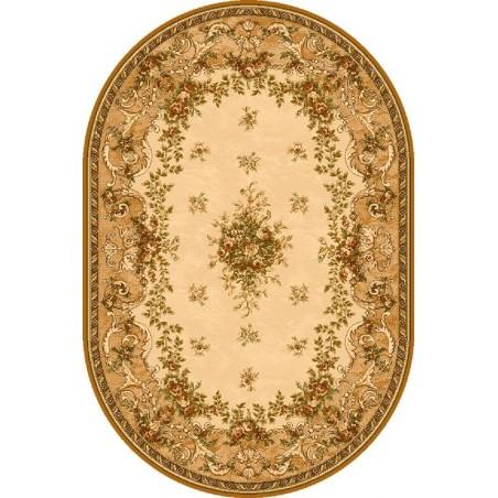 Dafne sivatagi ovális gyapjú szőnyeg - 1