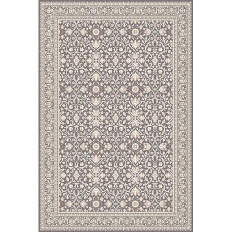 Sötét szürke Salamanca gyapjú szőnyeg - 1