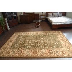 Hetman gyapjú szőnyegek zöld - 2