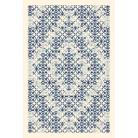 Kék Conturian gyapjú szőnyeg - 1