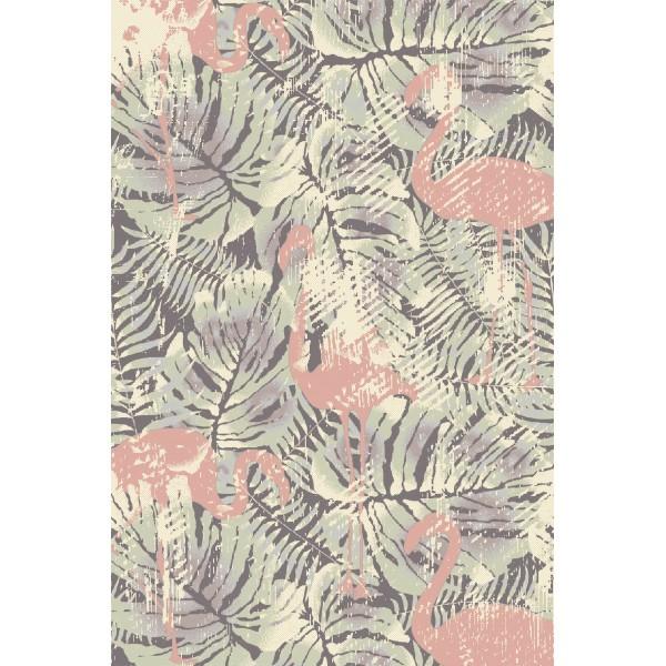 Szőnyeg gyapjú Flaming flamingó - 1