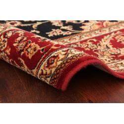 Fekete Anafi gyapjú szőnyeg - 2