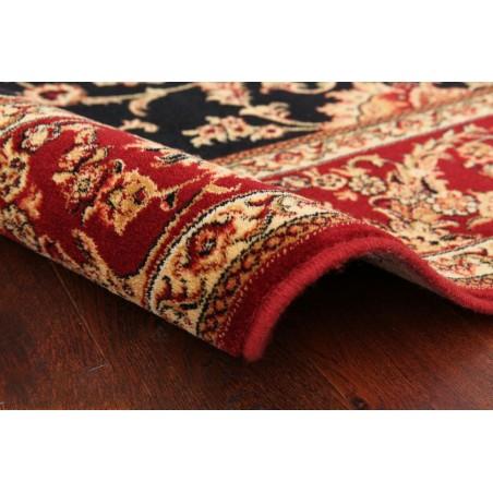 Fekete Anafi gyapjú szőnyeg - 1