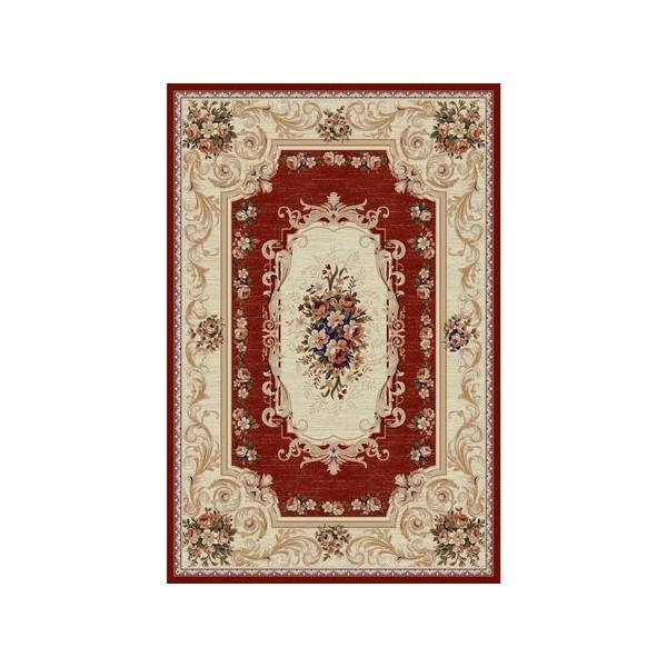 Klasszikus szőnyeg virágmintával - 1