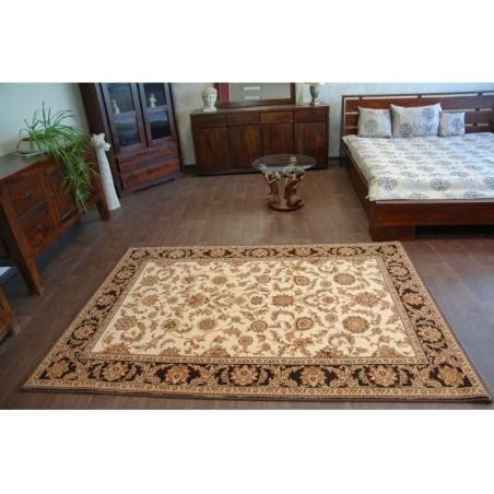 Anafi krém gyapjú szőnyeg - 1