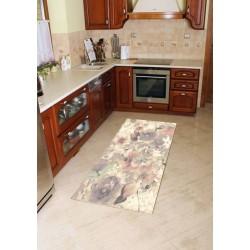 Marica virágos gyapjú szőnyeg - 2