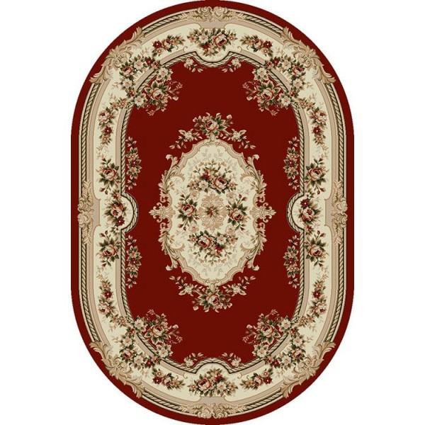 Klasszikus szőnyeg ovális virágokkal 575 - 1