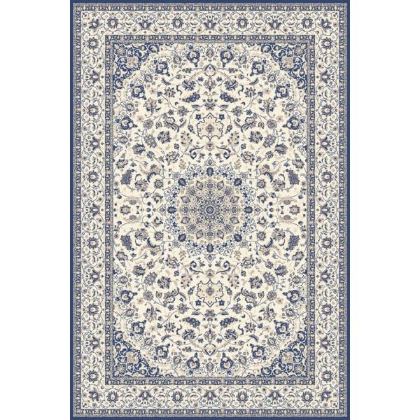 Kék Segowia gyapjúszőnyeg - 1