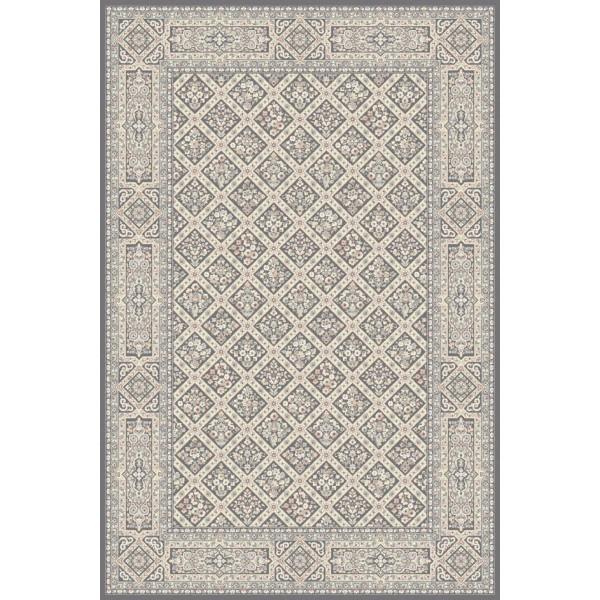 Notesak antracit gyapjú szőnyeg - 1