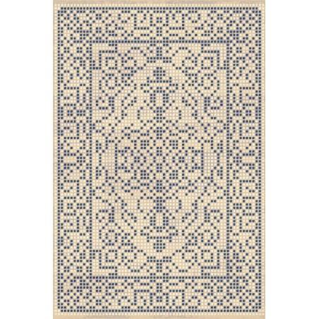 Homokszínű Bonto gyapjú szőnyeg - 1