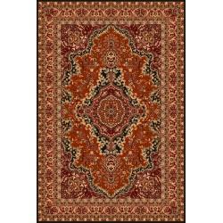 Fekete Almas gyapjú szőnyeg - 1