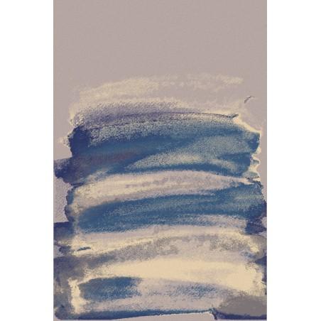Kék Mulo gyapjú szőnyeg - 1