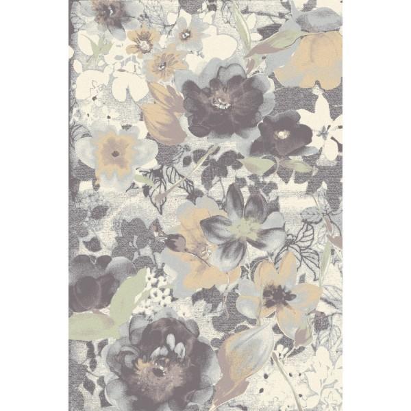 Marica sötétkék gyapjú szőnyeg - 1