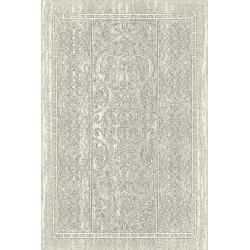 Szürke Aseret gyapjú szőnyeg - 1