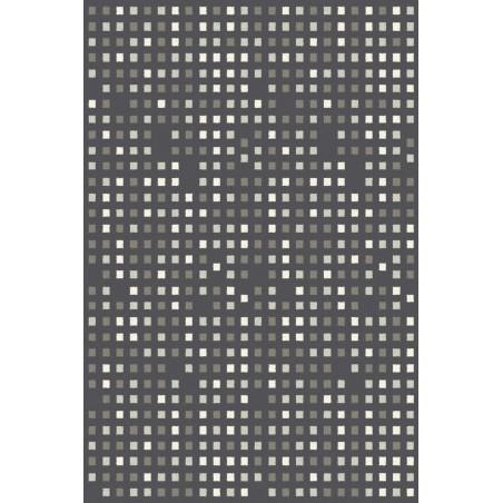 Buno fekete gyapjú szőnyeg - 1