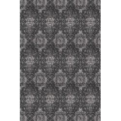 Augustus gyapjú szőnyegek szén - 1