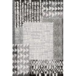 Dodone gyapjú szőnyegek világosszürke - 1