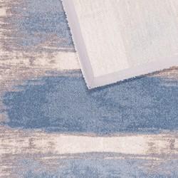 Hajra gyapjú szőnyegek világoskék - 4
