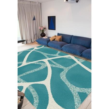 Fantasy blue szőnyeg 12058-140 - 1