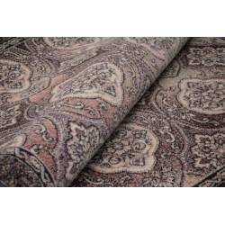 Karmenta gyapjú szőnyeg virágok és formák - 2