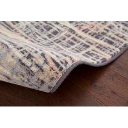 Ruts tarka gyapjú szőnyeg vonalakkal - 2