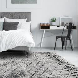 Bateja gyapjú szőnyegek szürke - 2