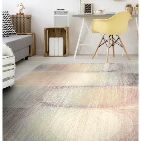 Kaola gyapjú szőnyegek sokszínű - 1