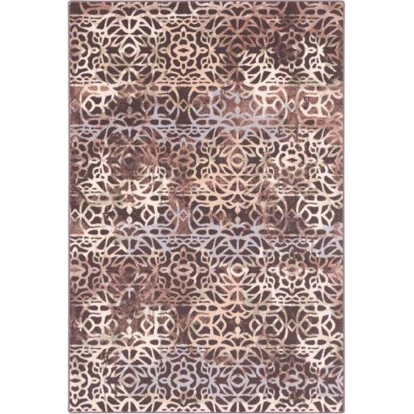 Barna Ganan gyapjú szőnyeg - 1