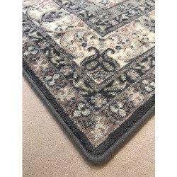 Almas antracit gyapjú szőnyeg - 2