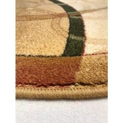 Ovális gyapjú szőnyeg Selma sivatagban - 2