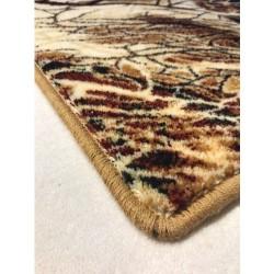 Bellona gyapjú szőnyeg absztrakt természet borostyán - 3