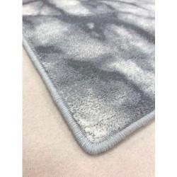 Marmur gyapjú szőnyegek szürke - 2