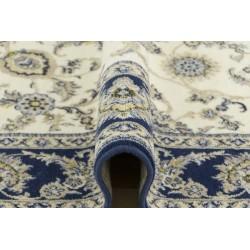 Kék Anafi gyapjú szőnyeg - 3