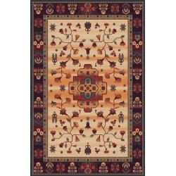 Tacuba bézs gyapjú szőnyeg - 1