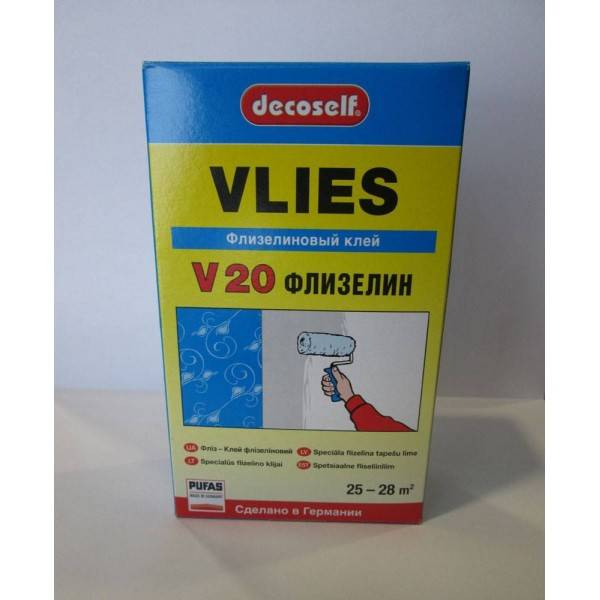 Adeziv Pufas - Model Tapet Vlies - 1